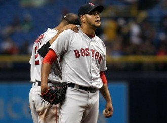 Red Sox hold team meeting after Dustin Pedroia scolds Eduardo Rodriguez mid-start