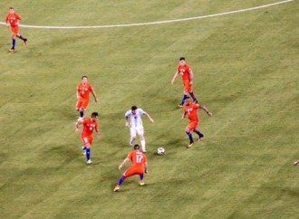 The story behind Copa America final's most defining Messi image