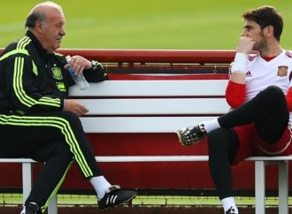 Del Bosque: I sent a message to the whole squad, except Casillas