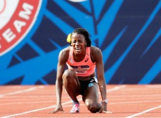 U.S. medal hopeful Alysia Montano calls career 'a farce' and IAAF 'corrupt'