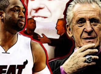 Pat Riley Should Be 'SO Saddddddd!' Because He Royally Screwed Up The Dwyane Wade Situation