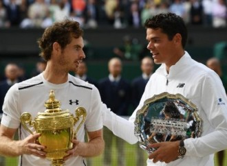 Raonic latest to be puzzled by Tennis 'Big Four'