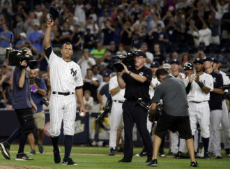 Alex Rodriguez's complicated career ends … for now