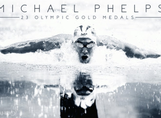 Michael Phelps caps legendary Olympic career with relay gold in final race