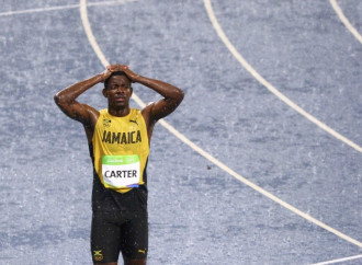 Why a Jamaican hurdler got a controversial second chance to rerun his race