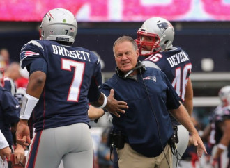 A rookie QB could help Bill Belichick deliver a damning response to deflate-gate punishment