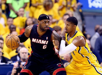 Paul George's message to LeBron: 'I'm ready for you'