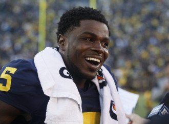 'Best player in college football'? Maybe … but there's no question Jabrill Peppers is the most versatile