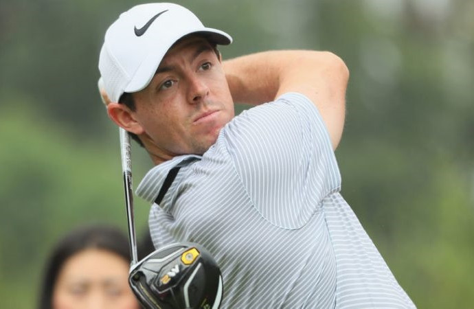 Rory McIlroy on TaylorMade Test: 'I Was Flying It a Good Bit By Them'