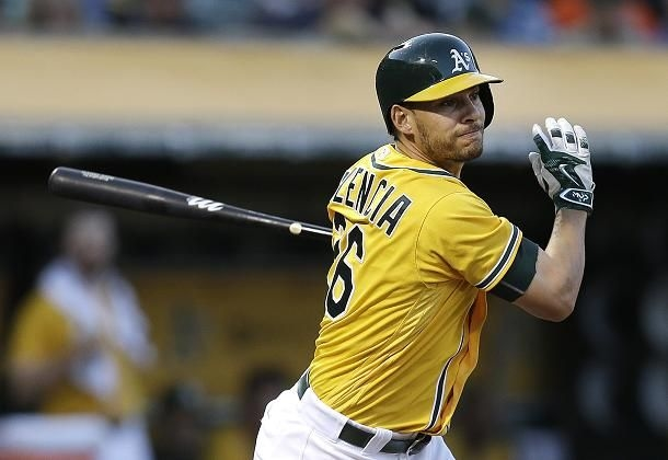 A's put clubhouse incident behind them after trading Danny Valencia to Mariners