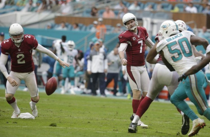 Bruce Arians accused Dolphins of cheating, and Dolphins had something to say about it