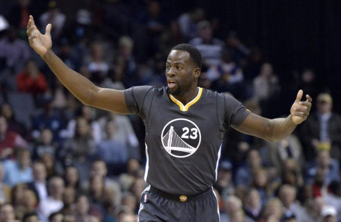 Draymond Green is not a fan of the NBA's new labor deal