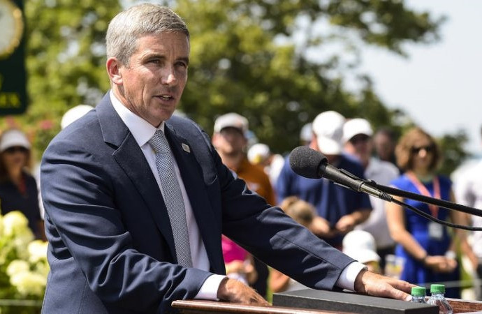 PGA Tour Commish Details Plans for Changing Schedule, TV Rights