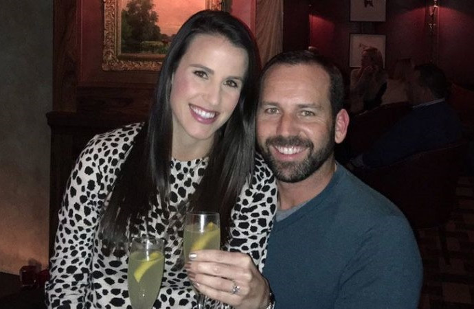 Sergio Garcia Announces Engagement to Golf Reporter