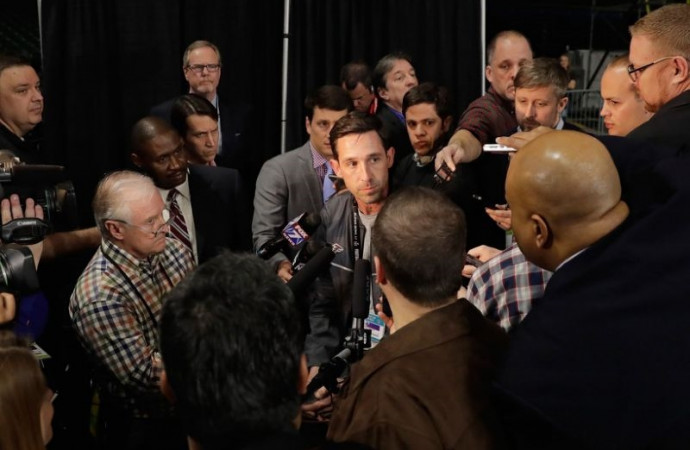 Man who accidentally stole the Falcons' Super Bowl game plan swears 'Bill Belichick didn't pay me off'