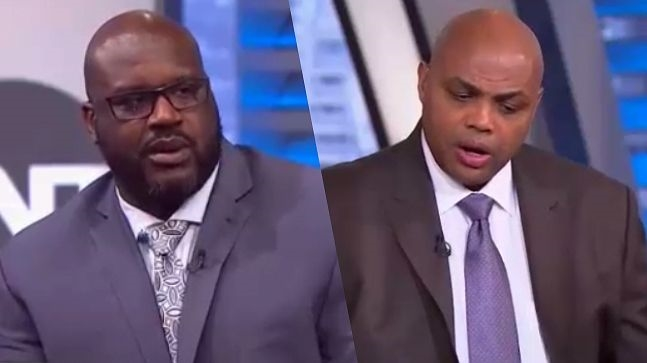 Things Got Heated Between Shaq And Charles Barkley While Arguing Over LeBron