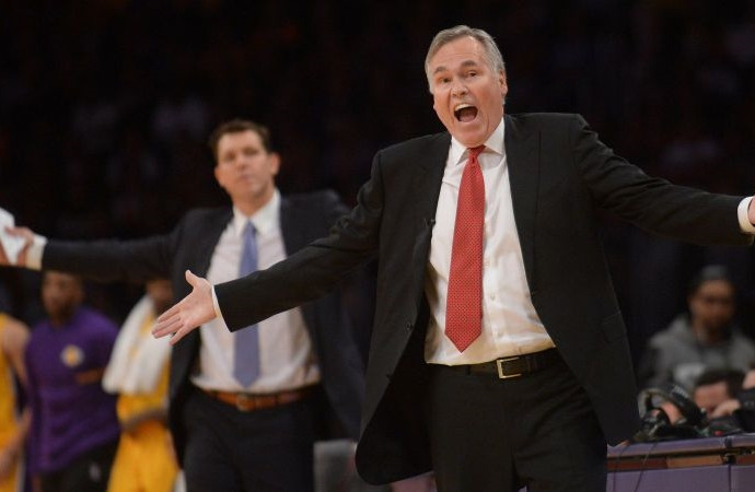 Jim Buss and Mitch Kupchak 'weren't the problem', per Mike D'Antoni