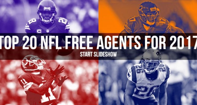 NFL free agency preview: The top 20 overall available free agents