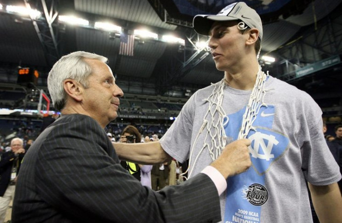 Where does 2017 North Carolina rank among Roy Williams' best teams at UNC?