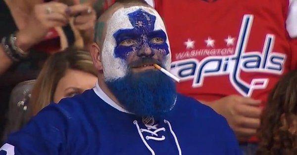 Toronto Maple Leafs 'Dart Guy' backlash predictably begins
