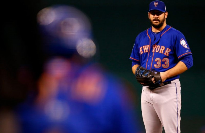 General managers, scouts evaluate Matt Harvey's trade value