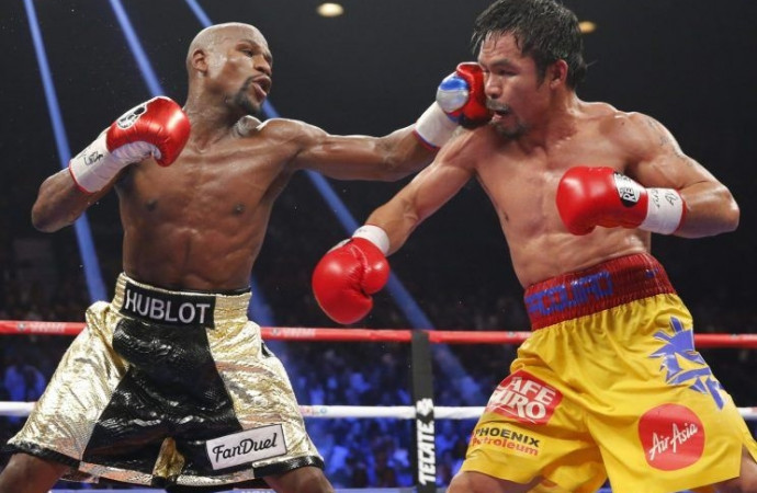 Manny Pacquiao won't watch Mayweather-McGregor, says 'it could be very boring'