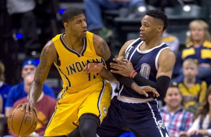 Paul George deal shows how serious Thunder are about Russell Westbrook