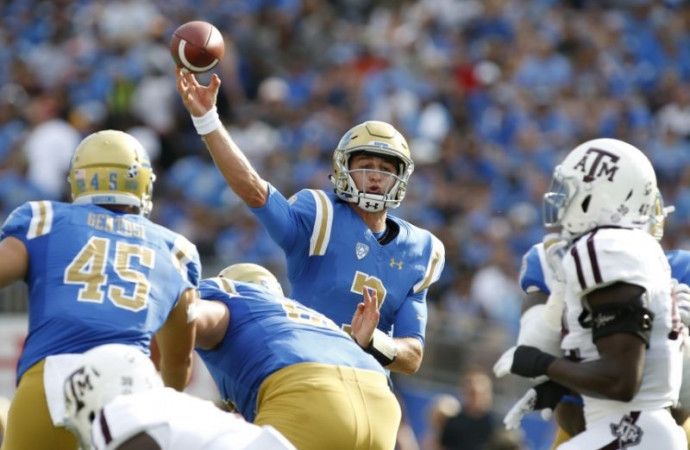UCLA comes back from 44-10 deficit to shock Texas A&M, 45-44