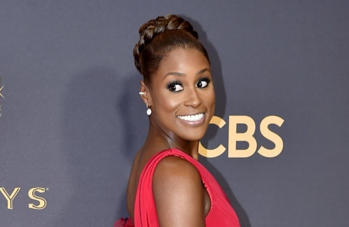 Issa Rae's Unapologetic Support Of Black Stars At The Emmys Is A Mood