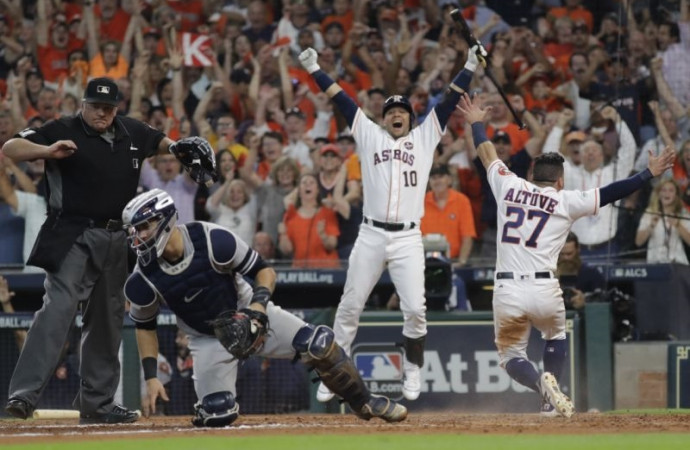 Play clean: How the Yankees couldn't live up to the Astros' mantra in Game 2 loss