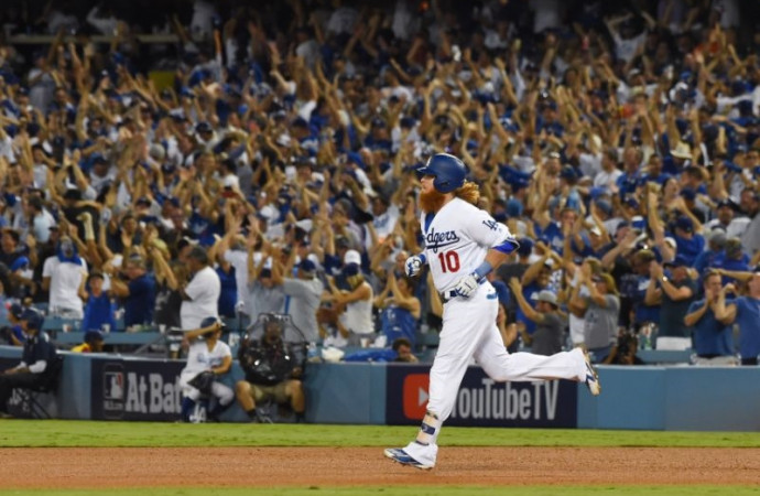 World Series: Sandy Koufax convinced Game 1 hero Justin Turner to wear plain — and lucky — shoes