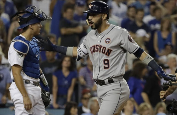 How the Houston Astros won an epic, homer-happy World Series Game 2