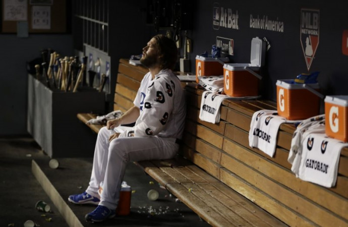 World Series: Dodgers left wondering … what if Clayton Kershaw had started Game 7?