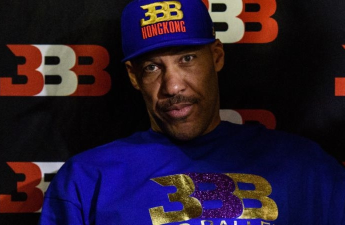LaVar Ball takes feud with Lakers coach Luke Walton to a new level