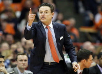 It's official: Rick Pitino and Louisville are going to war
