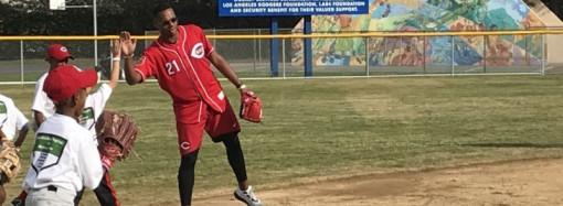 Hunter Greene's scary dream of becoming MLB's next baseball star