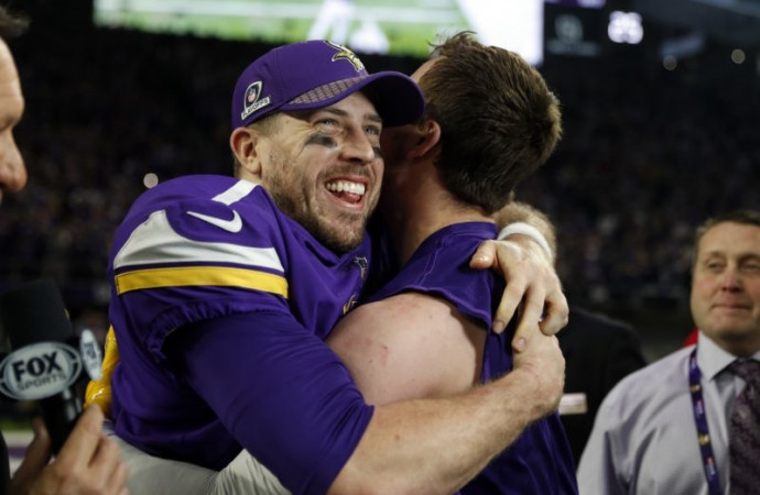 Vikings at Eagles: Minnesota tries to come up with a fitting encore to its miracle