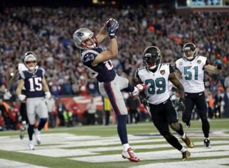 AFC championship: Patriots need fourth-quarter comeback to beat Jaguars