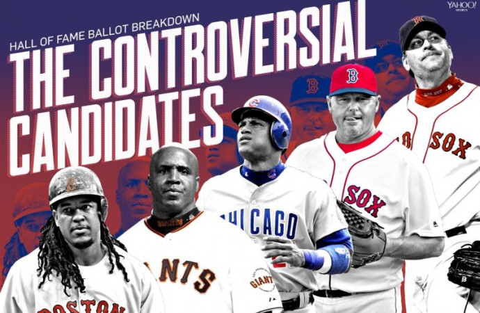 Hall of Fame 2018: The most controversial names on the ballot
