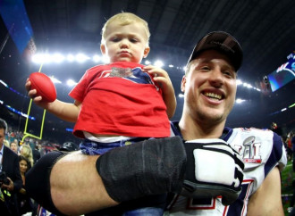 For Nate Solder, whose son is battling cancer, Tuesdays are tougher than Sundays