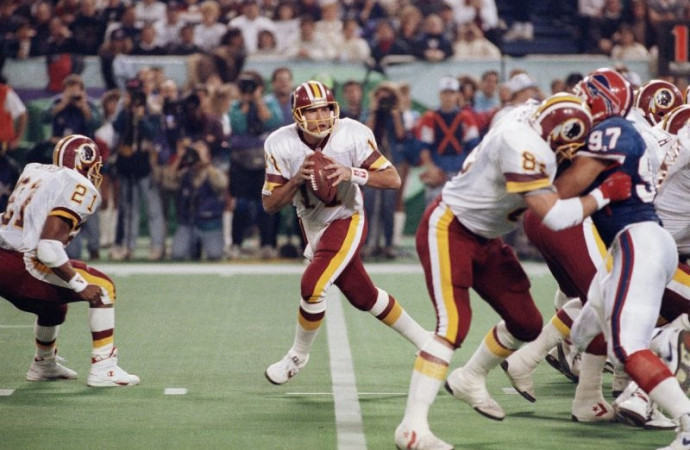 Mark Rypien's Super Bowl legacy goes from triumph, to tragedy, to triumph again