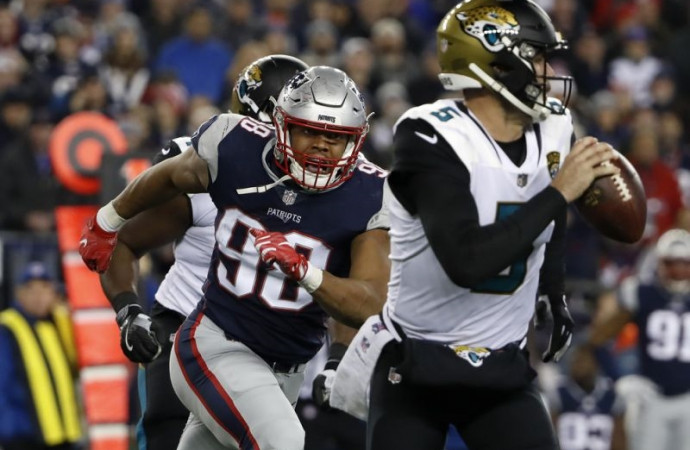 The 6 a.m. wake-up calls that led Trey Flowers to Super Bowl LII