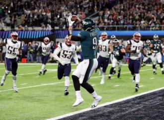 Eagles beat Patriots in epic Super Bowl LII