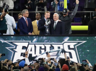 Despite season of chaos, Roger Goodell and NFL still winners after Super Bowl