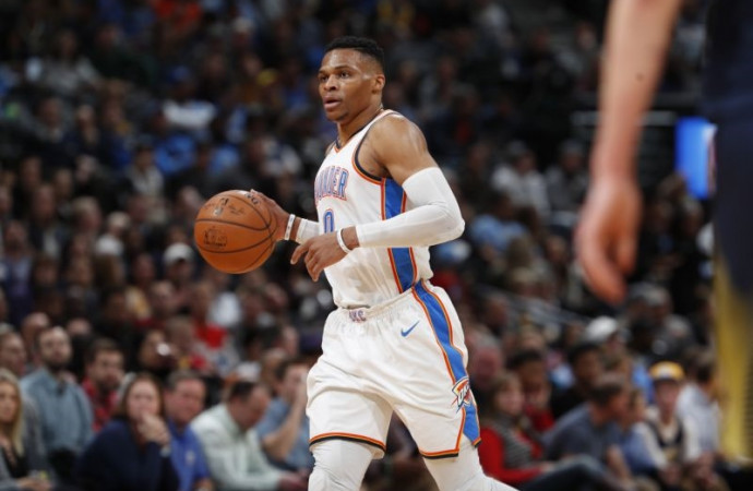 Russell Westbrook on Thunder: 'I believe in these guys more than anything in the world'