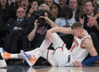 With devastating Kristaps Porzingis injury, Knicks have to hope rebuild will be delayed, not derailed