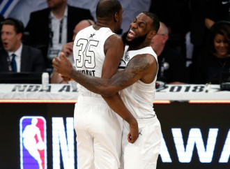 The moments that mattered from the 2018 NBA All-Star Game