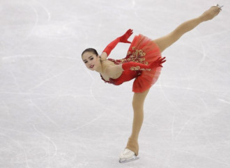 How Alina Zagitova gamed the system en route to 'Russia's' first gold medal
