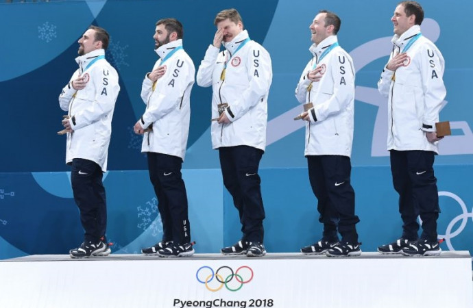 Meet the unlikely, unfazed and unparalleled gold medalists of U.S. Olympic curling