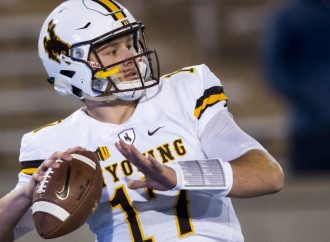 From the farm to JUCO to Wyoming, Josh Allen's draft journey is incredible